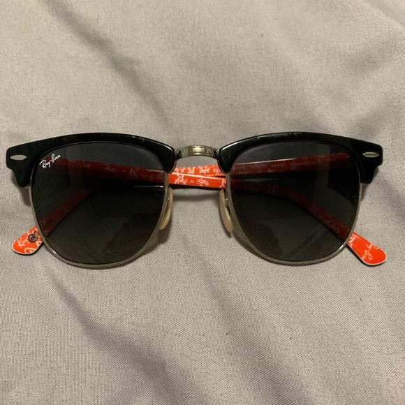 2197ab60bf1a Ray-Ban Accessories | Authentic Rayban Clubmasters Collection | Poshmark